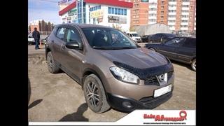 "Отзыв Александра ""Nissan Qashqai 2011г МКПП"" Байкал-Автоподбор"
