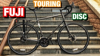 Обзор туристического / турингового велосипеда Fuji Touring Disc (2020)