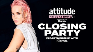 Anne-Marie and Sigrid headline Attitude Pride at Home Closing Party, in partnership with Klarna