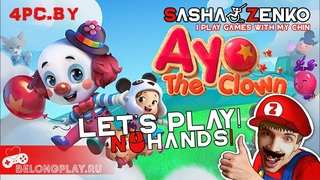 Ayo the Clown Gameplay (Chin & Mouse Only)