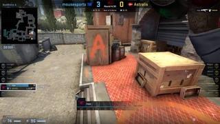 CS:GO POV Demo Mousesports ropz (23/6) vs Astralis (de_inferno)