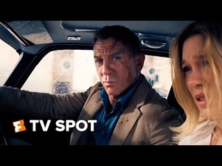 No Time to Die TV Spot - Bond is Back (2021)   Movieclips Trailers