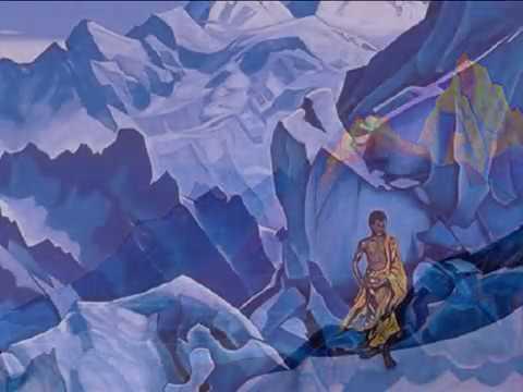 Неприрученная природа Горы Живопись