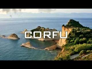 Остров Корфу | Греция | Путешествие на машине | Пляжи, достопримечательности, море | Август 2019