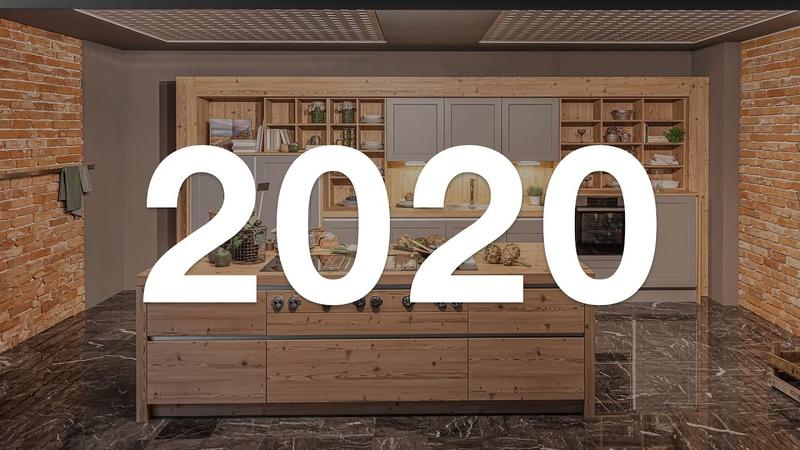 DANKÜCHEN nova kolekcija 2020