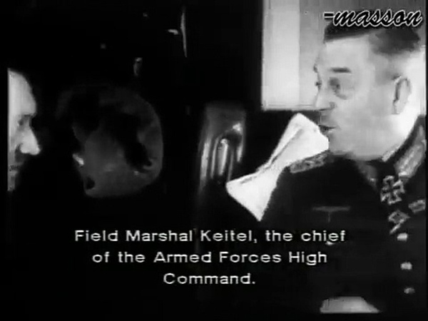Hitler meets Mannerheim in Finland 4 June 1942 video Dailymotion