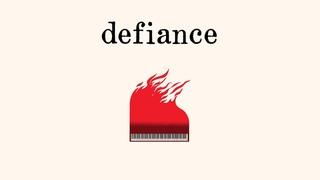 Defiance (cover + sheet music) - Tori Amos