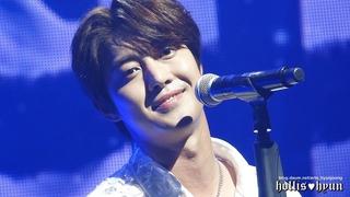 191116 KIMHYUNJOONG 김현중 - LOVE SONG / PURE LOVE(Korean ver.) @ 2019 World Tour 'BIO-RHYTHM' in Seoul