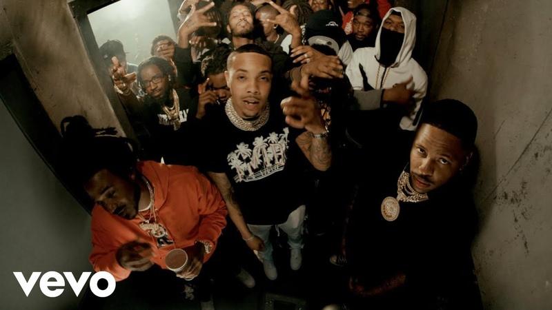 YG Mozzy Dangerous Official Video ft G Herbo