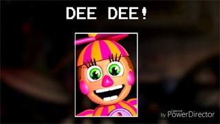DeeDee's song       FNAF 6 Ultimate Custom night