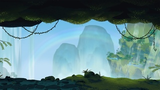 Them's Fightin' Herds - Hidden Waterfall Trailer