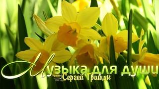 ПРОСТО НЕВЕРОЯТНАЯ МУЗЫКА! Хочется слушать снова и снова… Бесконечно красивая музыка Сергея Грищука!