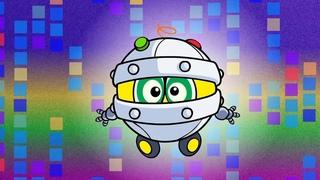 День Биби, часть 1, 2! | Смешарики Пин-код. Обучающие мультфильмы