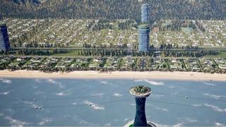 Линейные города UniCity / Linear City (UniCity)