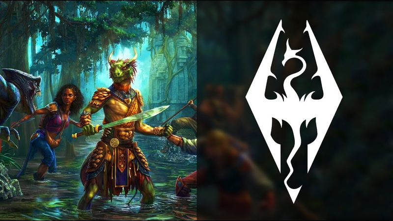 Argonian Battle Music Vol 3 Elder Scrolls inspired Music