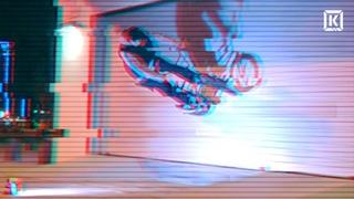 Agus Raw BCN Streets - Kink BMX