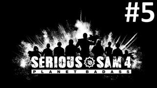 ОСТАЛЬНЫЕ МАЯКИ, ИНОПЛАНЕТНЫЙ АРТЕФАКТ И БОСС ► Serious Sam 4 #5