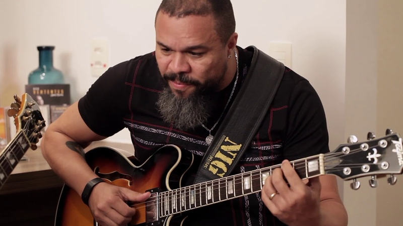 Cacau Santos e Nelson Faria Blues Mania
