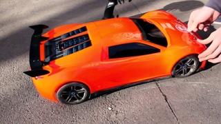Traxxas XO 1 самая быстрая RC-модель в мире!