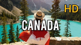 Canada HD   2nd Largest Country In The World (60fps)