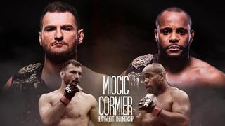 UFC 226: Miocic vs. Cormier