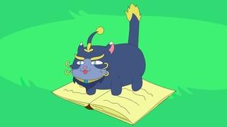 Типичная лолка (Лига легенд анимация)