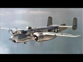 B-25 G - Разбойник Тихого океана