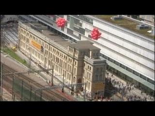 euronews hi-tech - Здание здесь больше не живет