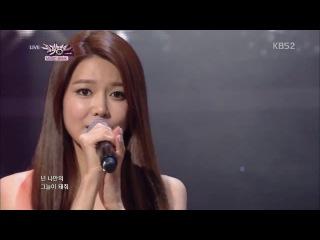 [140307] SNSD_Back Hug (Music Bank)