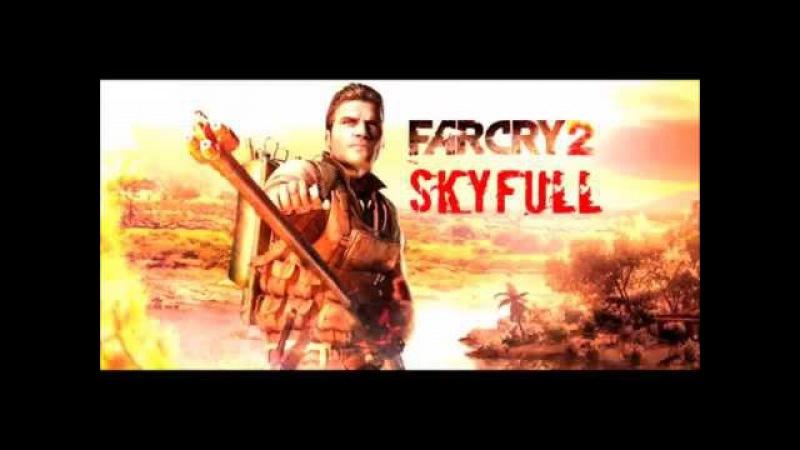 SkyFuLL Far Cry2 едем в село