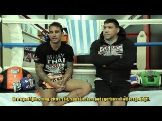 YOKKAO 16 Argentina: Martín Velasco to fight Soloman Wickstead  - Muay Thai Fighter