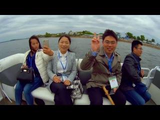 Второй российско-китайский конгресс молодых предпринимателей, УлГУ, Ульяновск