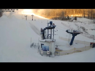 Веб-камеры К24: Горнолыжный склон «Катунь»