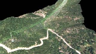 UAV Power Line Inspection: photogrammetry + LiDAR