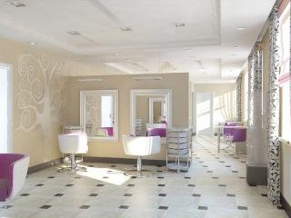 Красивый дизайн салона красоты или создание имиджа салона красоты