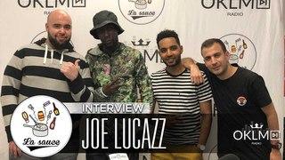 JOE LUCAZZ (No Name 2.0, le label Néochrome, son amour pour Paris...) - #LaSauce sur OKLM Radio {OKLM TV}