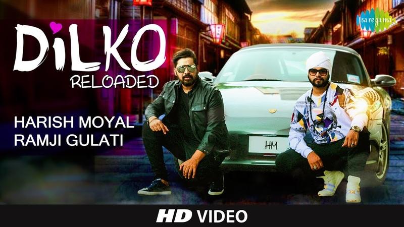 Dil Ko Tumse Pyar Hua Reloaded RHTDM Harish Moyal Ramji Gulati FEAT Divya Agarwal HD Video