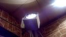 Галогенный прожектор 35Вт с БП 6 вольт. Длительное ИК послесвечение