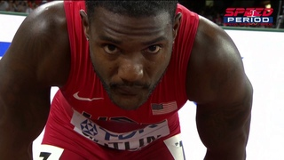 HE IS BACK THE JUSTIN GATLIN STORY