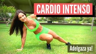 ADELGAZA MÁS RÁPIDO: Cardio super intenso 6 ejercicios