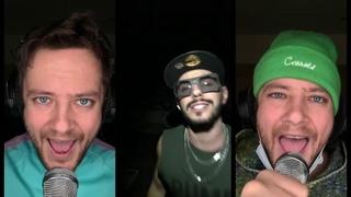 The Black Eyed Peas - Pump It ( Стоп/Спето cover Jukebox Trio + Тимур Родригез + Вадим Эйленкриг)