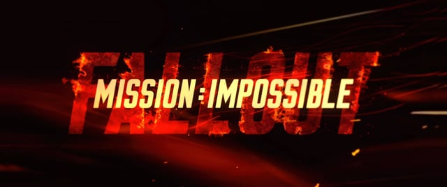 Mission Impossible Fallout Main Title