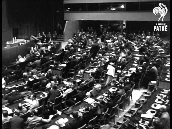 Hector Mcneil At UN 1947