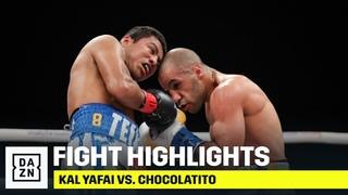 HIGHLIGHTS | Kal Yafai vs. Roman 'Chocolatito' Gonzalez