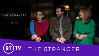 Netflix's The Stranger cast talk Harlan Coben book adaptation for TV series