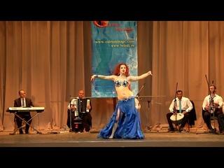 "Oxana Bazaeva International bellydance festival ""CAIRO MIRAGE 2014"""