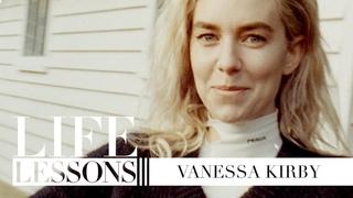 Vanessa Kirby on her life lessons   Bazaar UK