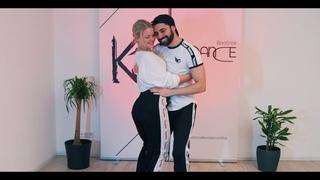 Domenic Marte - Necesito que vuelvas / Kiko & Christina Bachata Sensual online classes @DanceBooster