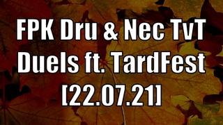 Diablo II - FPK Dru & Nec TvT Duels ft. TardFest ||||| Asgard Server []