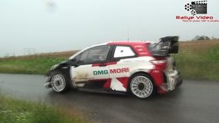 Rallye wrc Ypres  2021 Test Sebastien Ogier juillet 2021